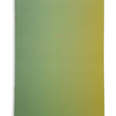 Supernova notebook green
