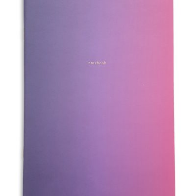 Supernova notebook pink