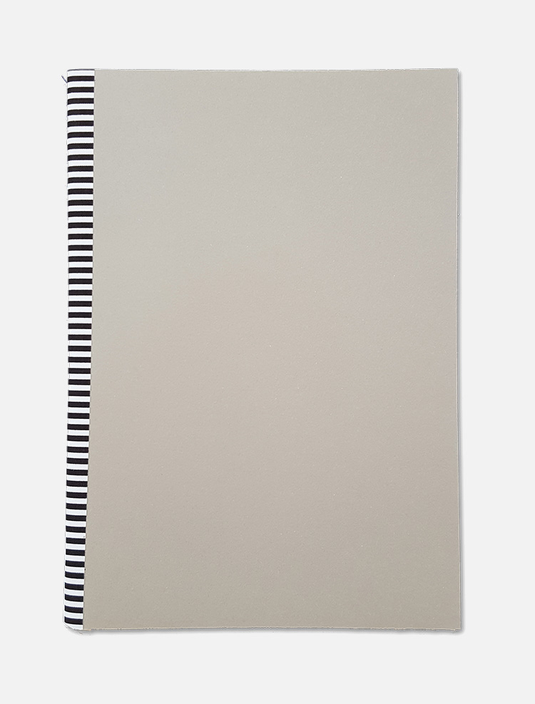 easy book grey