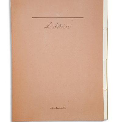 Pocket File 4 Pink