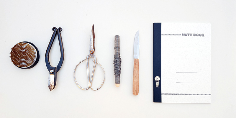 Inspiration | Tools & Notebook | LIFE