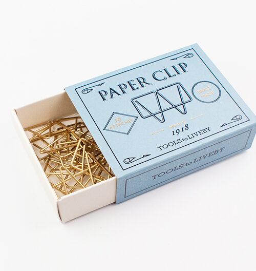 Brass clip mogul tools to liveby