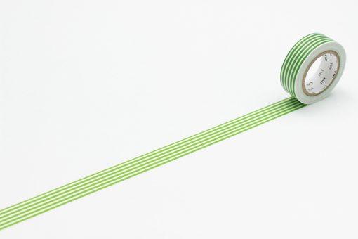 border light green masking tape