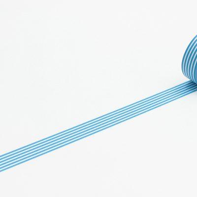 border sky blue masking tape washi