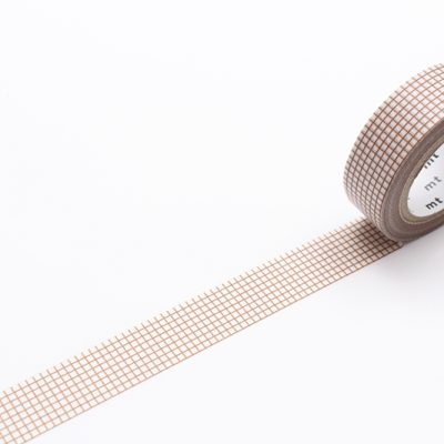 hougan milk mocha masking tape washi