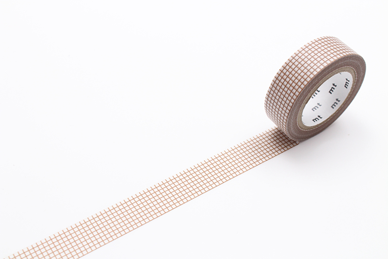hougan milk mocha masking tape washi