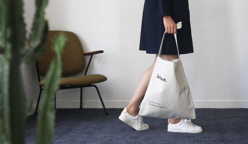 koloer easy bag