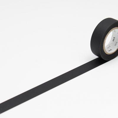 matte black masking tape