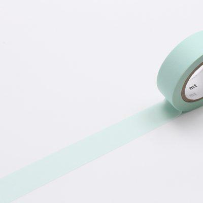 pastel mint masking tape washi