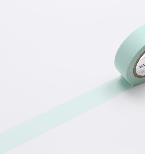 pastel mint masking tape washi