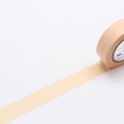 pastel orange masking tape