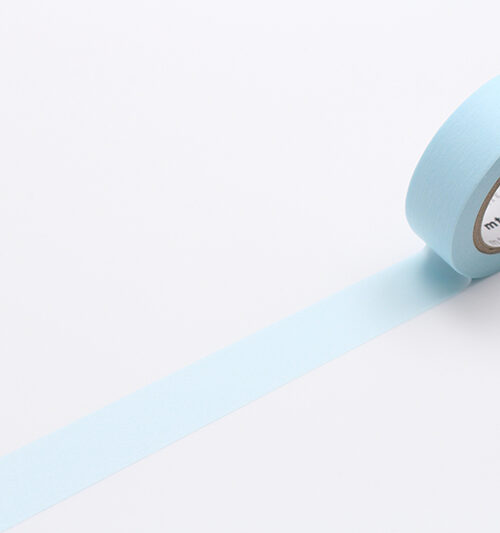 pastel powder blue mt masking tape