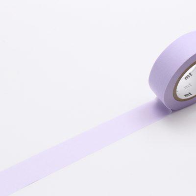 pastel purple mt masking tape