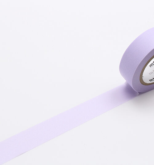 pastel purple mt masking tape
