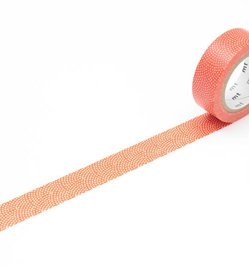 samekomon kaki masking tape washi
