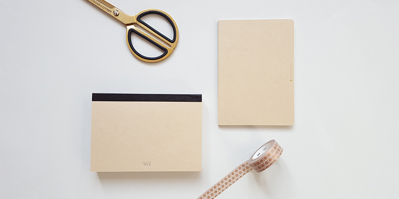 Inspiration | 365notebooks on display