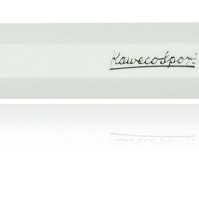 push pen white kaweco