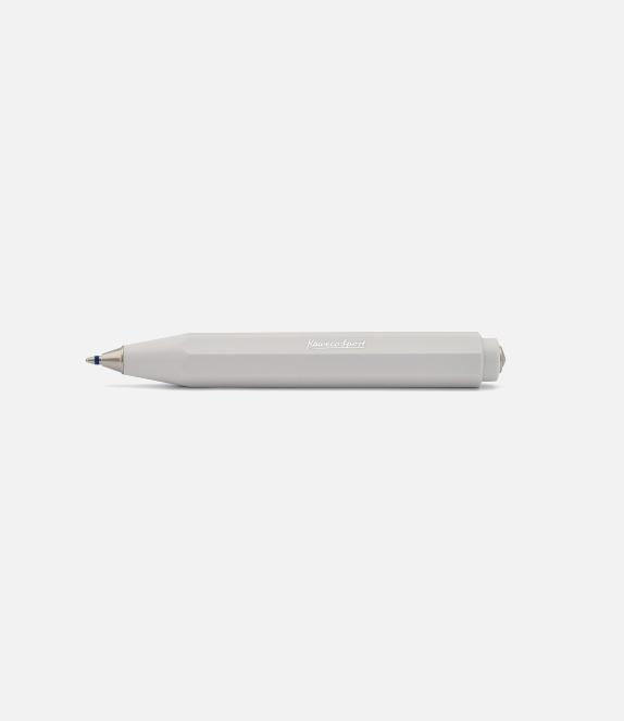 skyline sport white ball pen