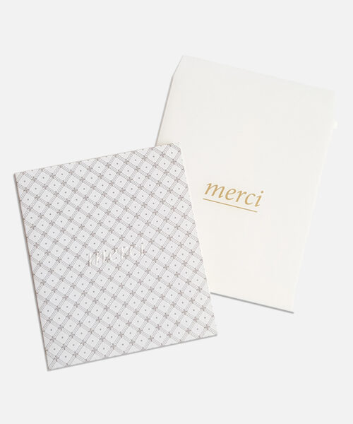 greeting card merci