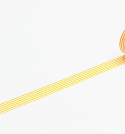 border yellow masking tape from Japanese Kamoi