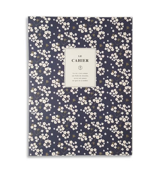 small notebook le cahier