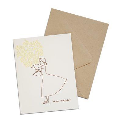greeting card bday