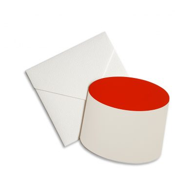 greeting card red tube