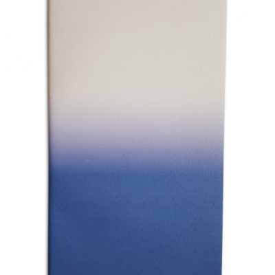 horizon notebook medium blue cream