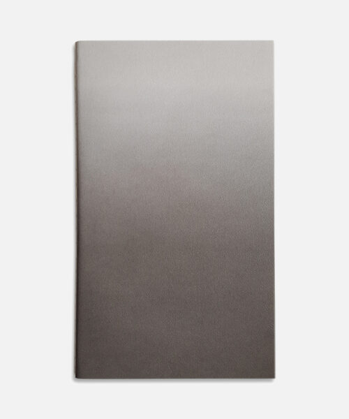 medium horizon notebook grey