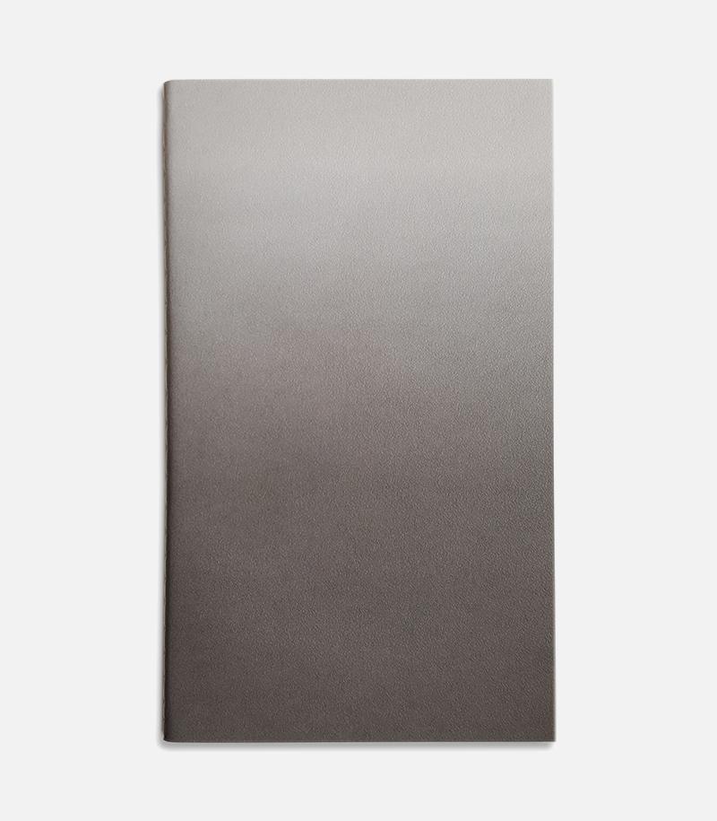 medium horizon notebook grey