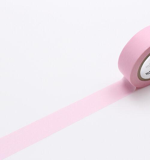 pastel pink masking tape