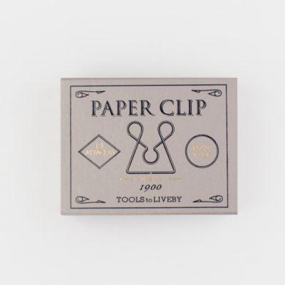 brass clip mcgill