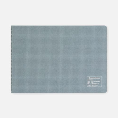 grid notes horisontal 2mm gray