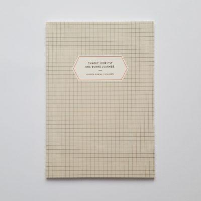 pocket note beige