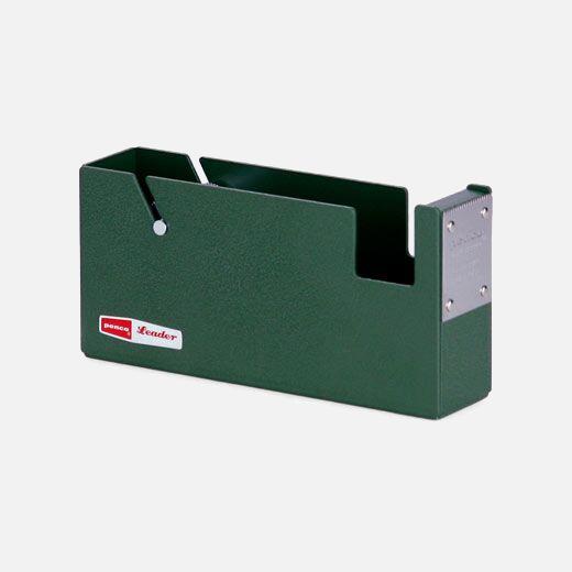 large tape dispenser green