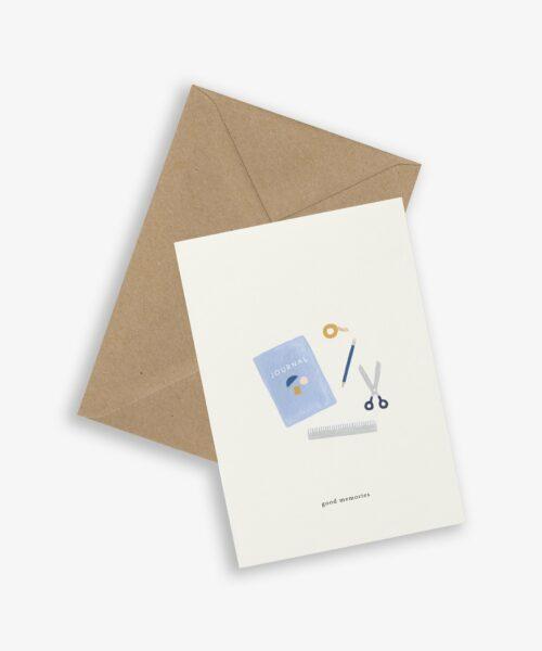 greeting card good memories