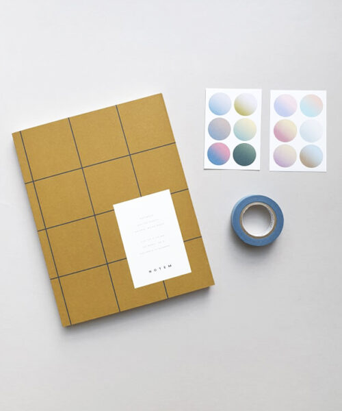 giftset dot journal