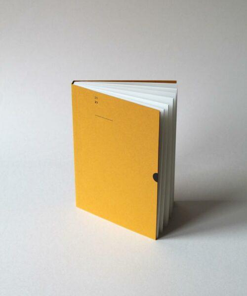 2021 diary mustard