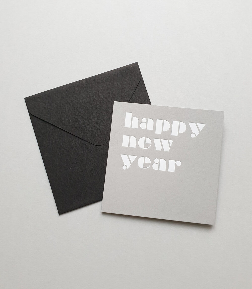 greeting card happy new year