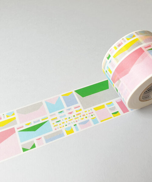 masking tape pack letters