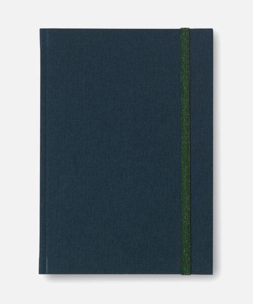 bea notebook dark blue